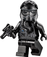 Lego Star Wars The Force Awakens: First Order TIE Fighter Pilot with Blaster - Minifigure